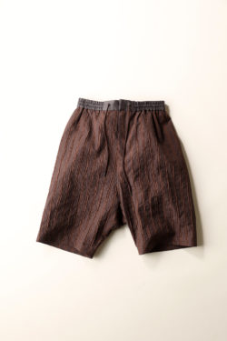 DEVOA Drawstring Relaxed Short Pants 1
