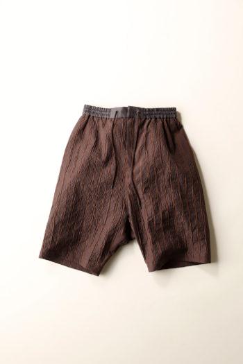 DEVOA Drawstring Relaxed Short Pants 1