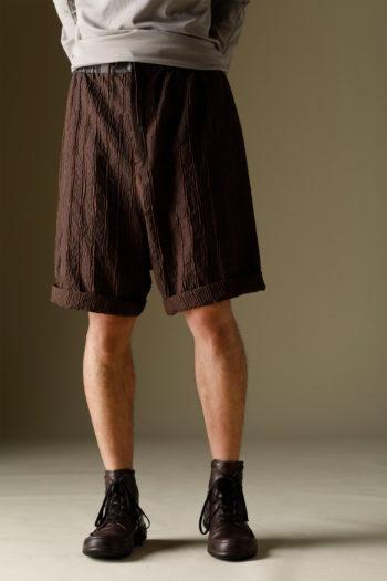 DEVOA Drawstring Relaxed Short Pants 2