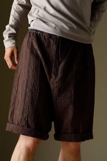 DEVOA Drawstring Relaxed Short Pants 3