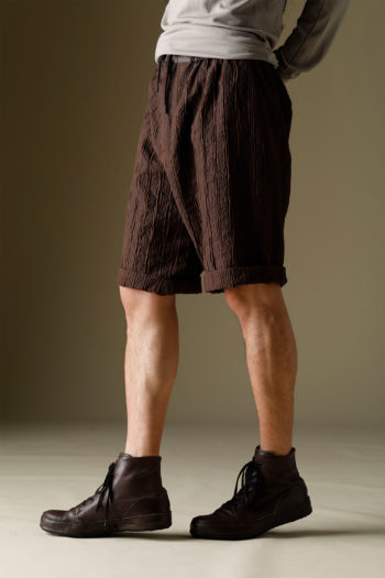 DEVOA Drawstring Relaxed Short Pants 4