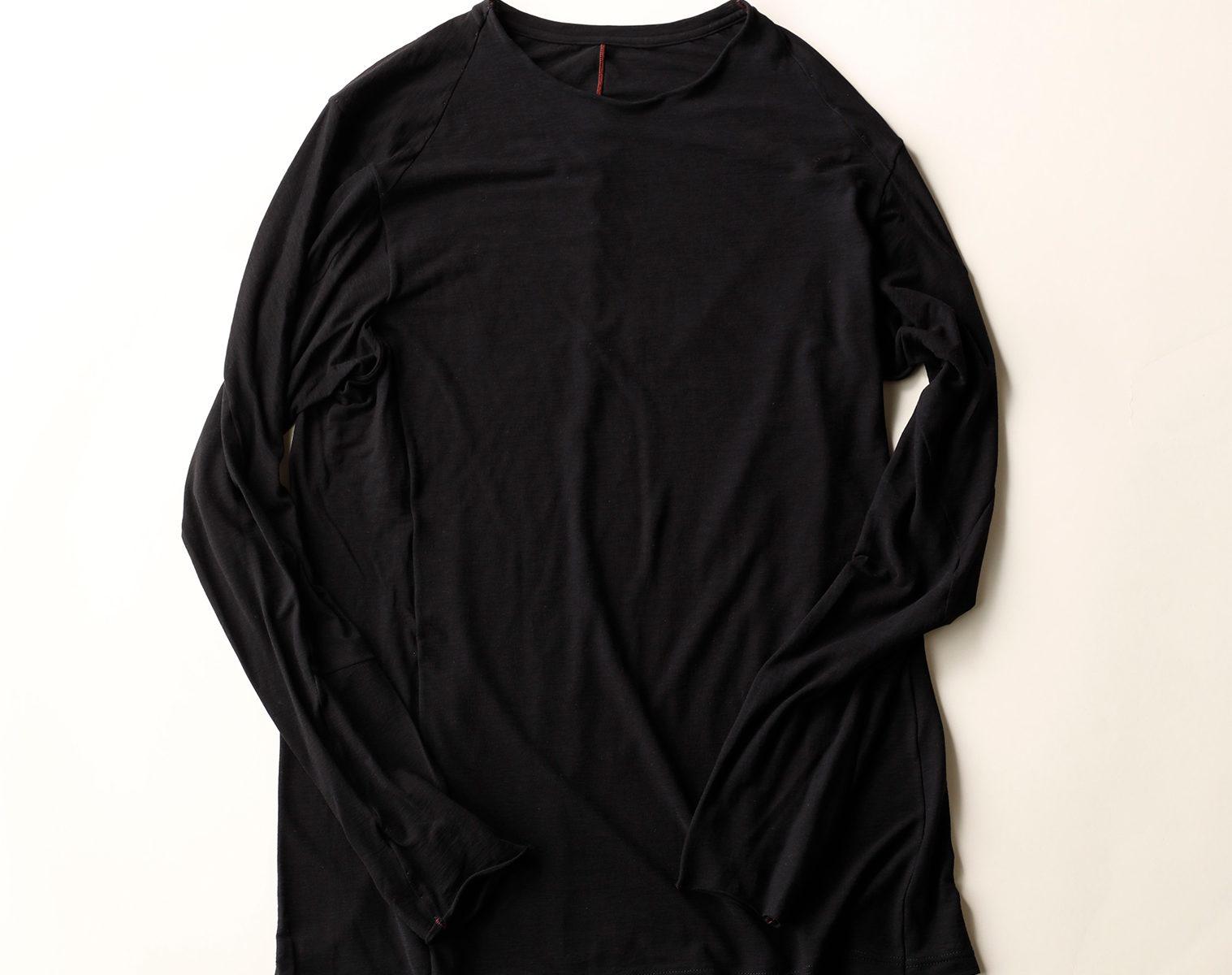 DEVOA Relaxed Long Shirt 1