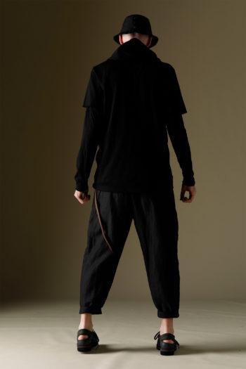 DEVOA Short Sleeve Hooded Sweater 7