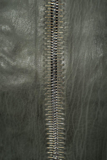 ISAAC SELLAM Fencing Leather Jacket 6