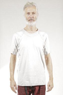 Isaac Sellam Reversible T Shirt Seam Taped 1 1