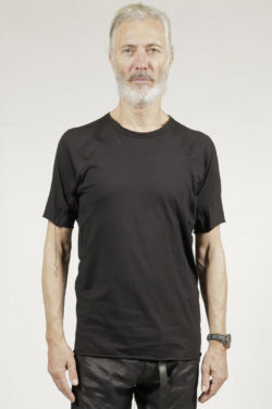 Isaac Sellam Reversible T Shirt Seam Taped 1