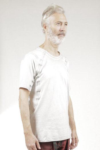 Isaac Sellam Reversible T Shirt Seam Taped 2 1