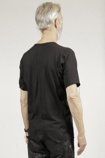 Isaac Sellam Reversible T Shirt Seam Taped 3