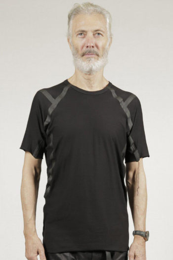 Isaac Sellam Reversible T Shirt Seam Taped 4