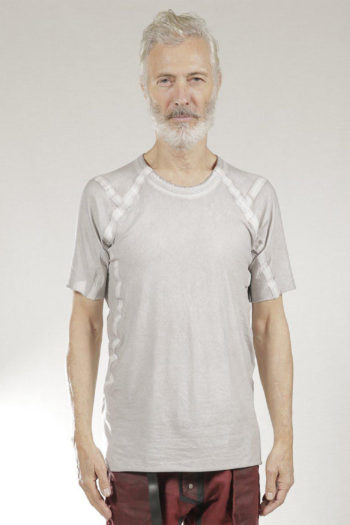 Isaac Sellam Reversible T Shirt Seam Taped 5 1