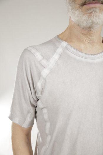 Isaac Sellam Reversible T Shirt Seam Taped 6 1