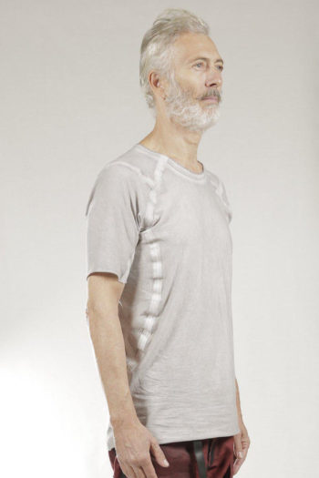 Isaac Sellam Reversible T Shirt Seam Taped 7 1