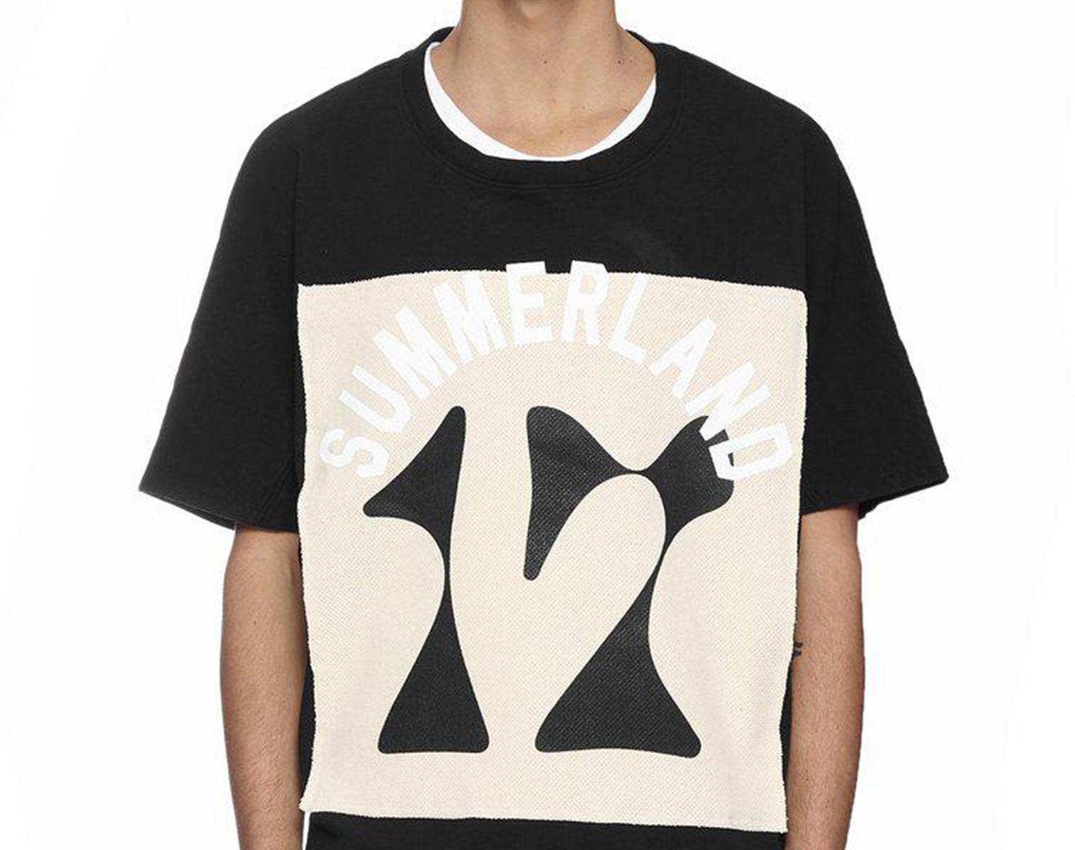 NAHMIAS 17 Patch T Shirt 1