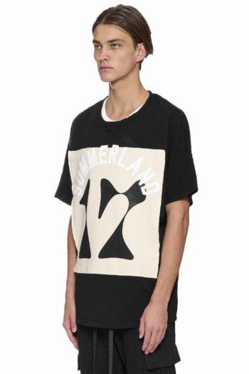 NAHMIAS 17 Patch T Shirt 2