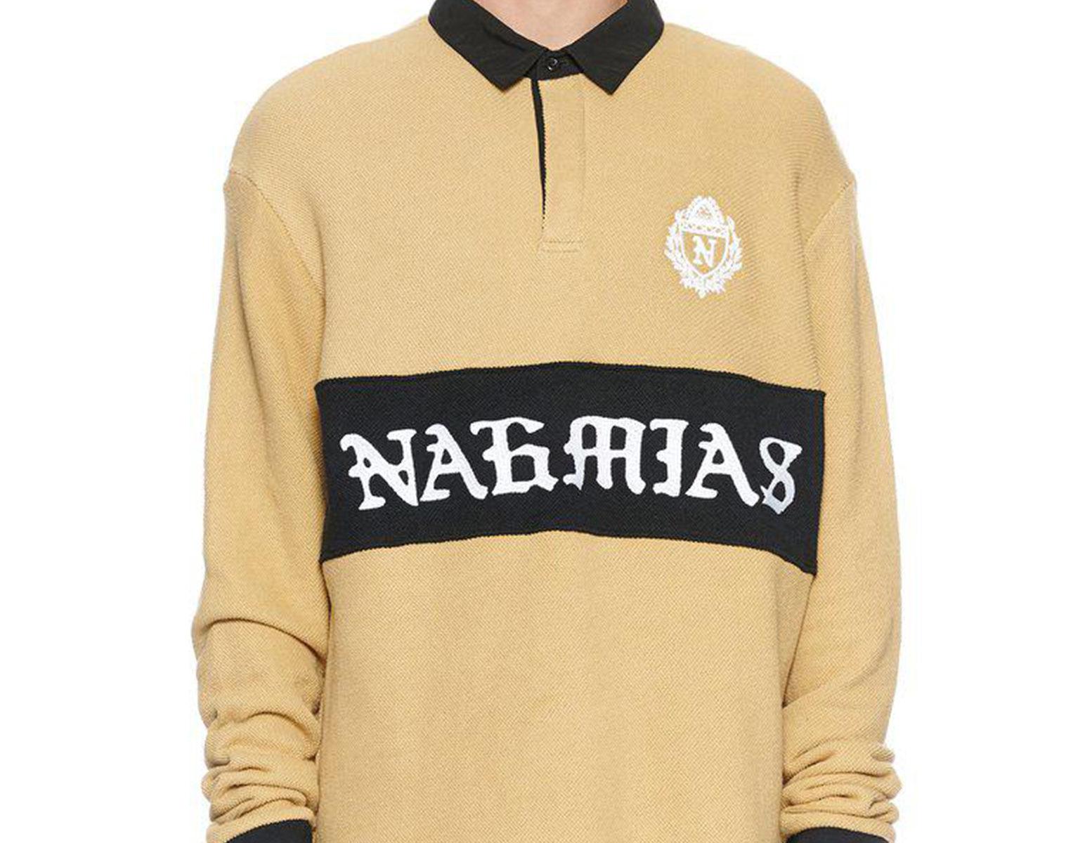 NAHMIAS Rugby Shirt 1