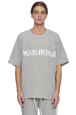 NAHMIAS Short Sleeve Sweater 1