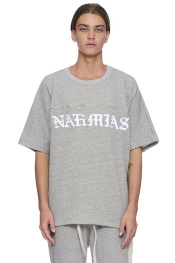 NAHMIAS Short Sleeve Sweater 1