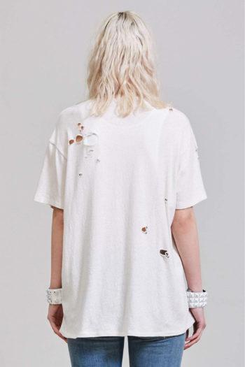 R13 F U Ripped Boy T Shirt 4 1