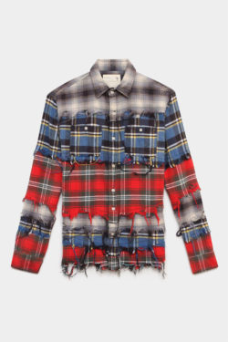 R13 Pieced Shirt 1 1