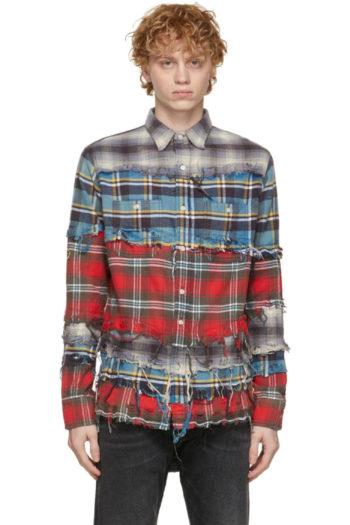 R13 Pieced Shirt 2