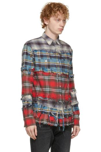 R13 Pieced Shirt 3