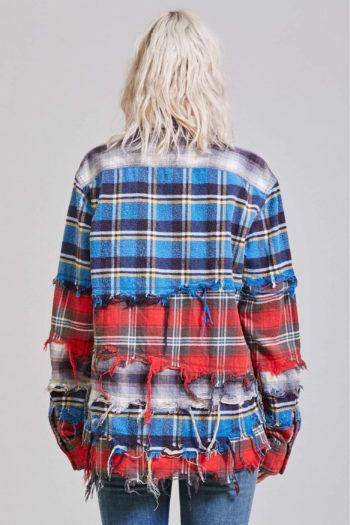 R13 Pieced Shirt 4 1
