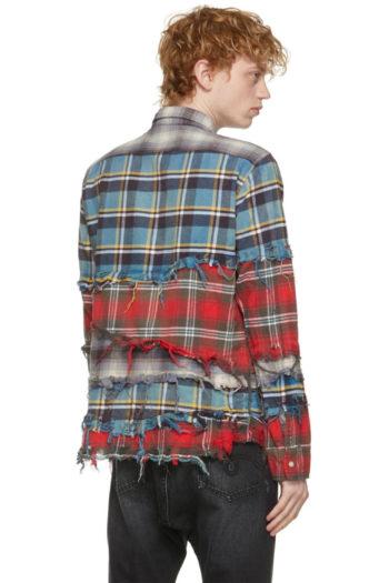 R13 Pieced Shirt 4