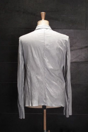 ISAAC SELLAM Exclusive Leather Shirt 2